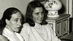 Encarnita Ortega y Montse Grases